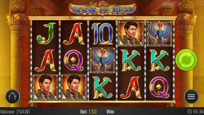 spela casino online bokk of ra